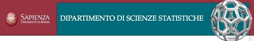 Department of Statistics La Sapienza